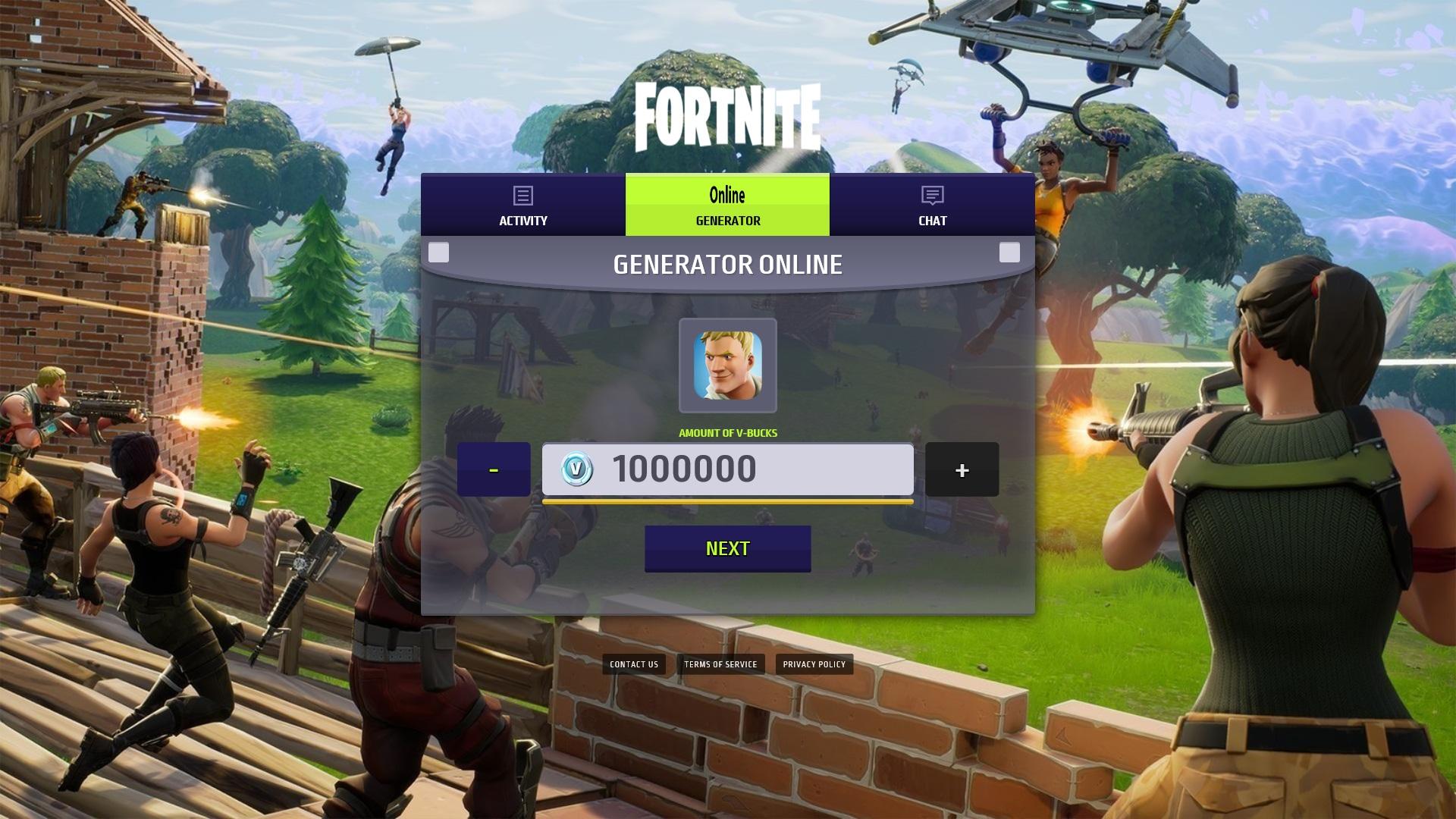 Fortnite Hack Mod – Get V-Bucks | Game Online Generator