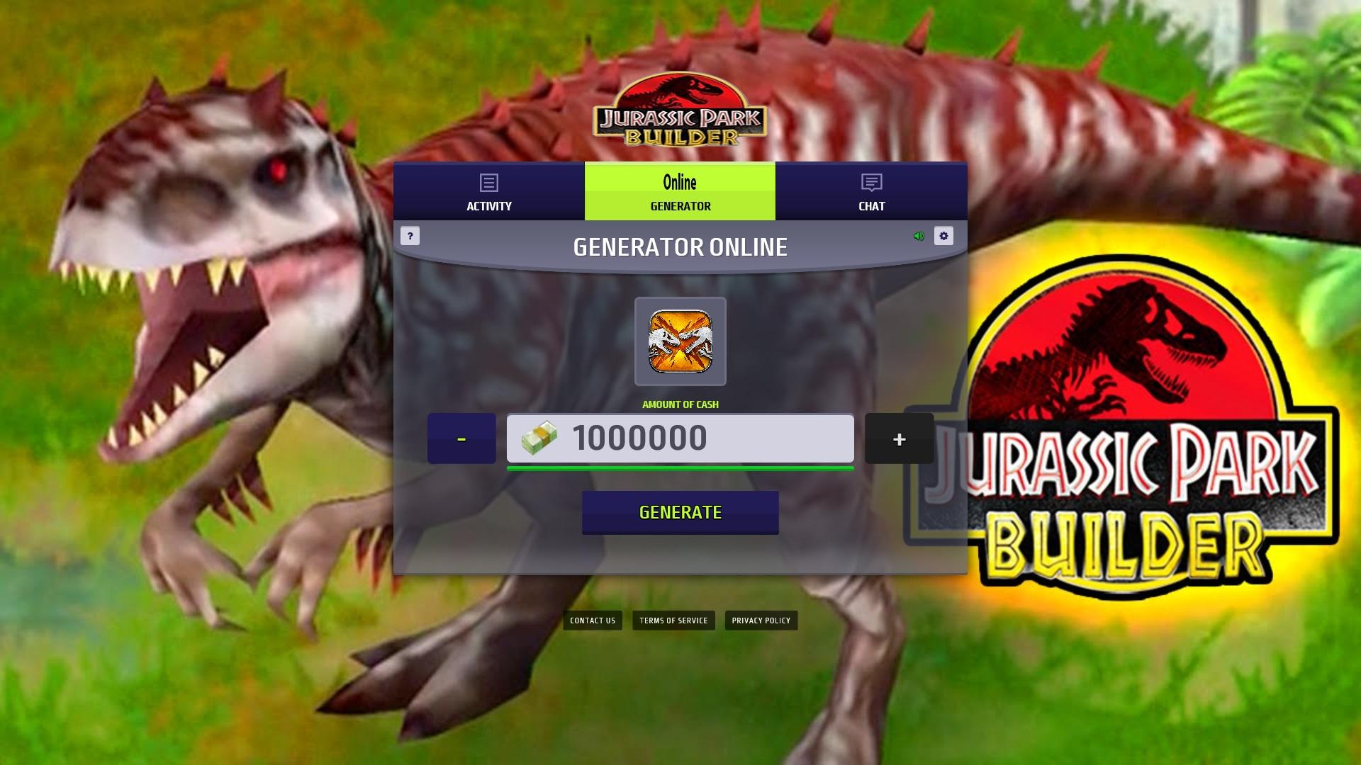 Jurassic Park Builder Cheat Hack Tool   JURASSIC …