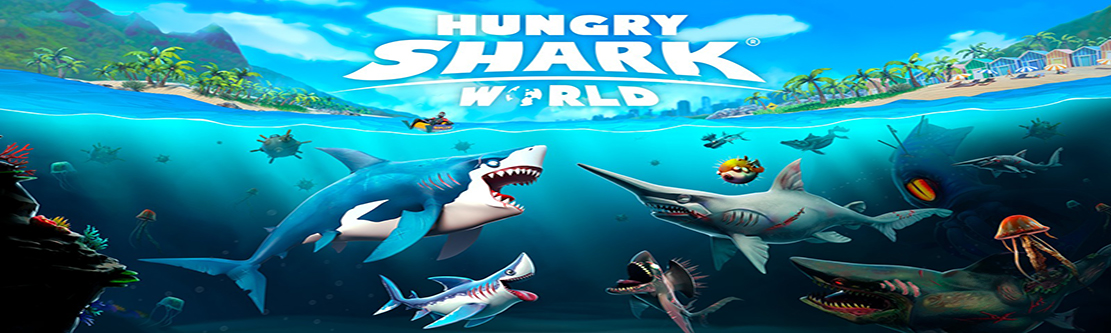 Hungry Shark World Hack Mod Get Free Gems And Coins Game Online