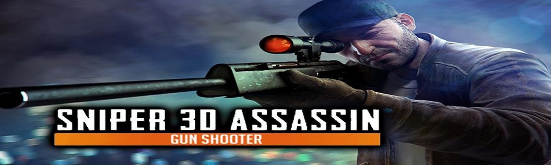 Sniper 3d Assassin Gun Shooter Hack Mod Diamonds And Coins Game