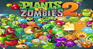 plants vs zombies 2 hacked