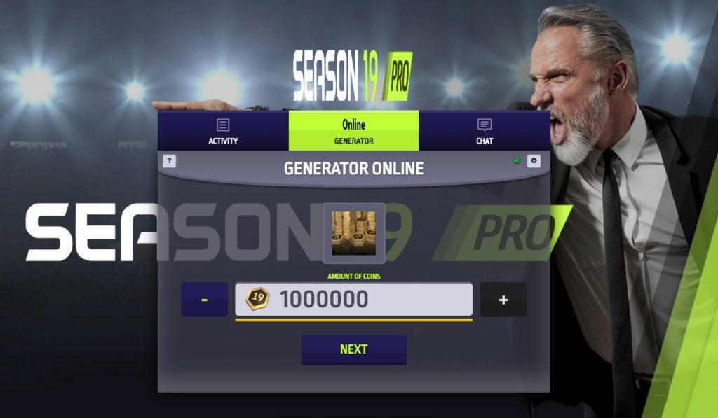 SEASON 19 The PRO Football Manager Hack
